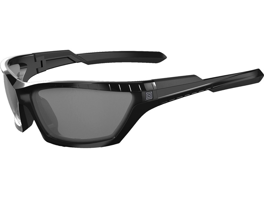 5.11 CAVU Full Frame Sunglasses Smoke Lens