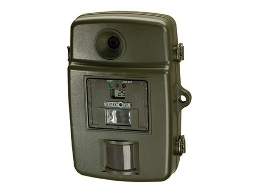 Stealth Cam I390 Digital Game Trail Camera 3.0 Megapixel with 64 MB Flash Memory Color