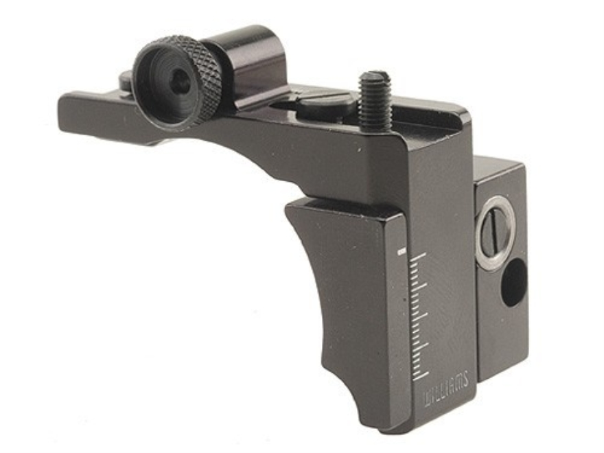 Williams 5D-JEMS Receiver Peep Sight Arisaka, Enfield, Mauser, Springfield 03, Remingto...