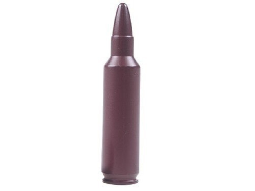 A-ZOOM Action Proving Dummy Round, Snap Cap 300 Winchester Short Magnum (WSM) Aluminum Package of 2