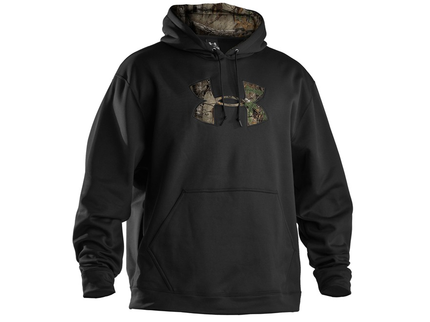 Under Armour Men's UA Tackle Twill Hooded Sweatshirt