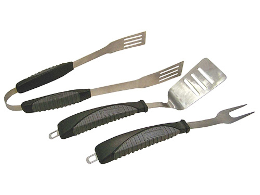 Coleman 3-Piece Grill Utensil Set Stainless Steel