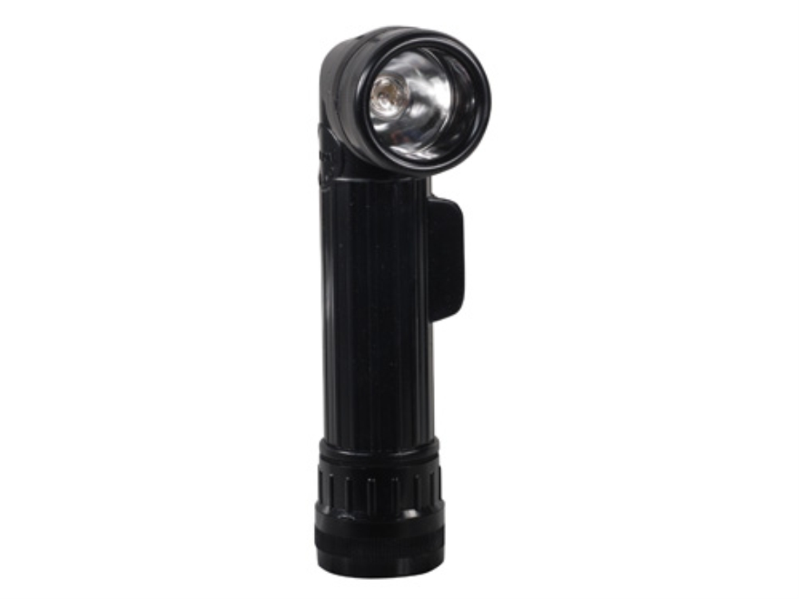 5ive Star Gear USGI Anglehead Flashlight Requires 2 D Cell Batteries (Not Included) Polymer