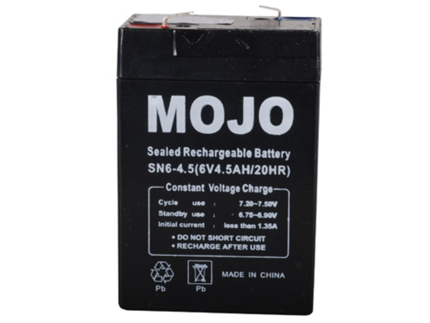 MOJO UB 645 Standard 6-Volt Decoy Battery