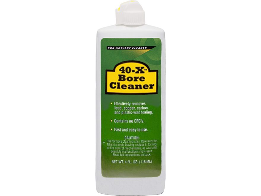 Remington Bore Cleaner Bore Cleaning Solvent 4 oz Liquid