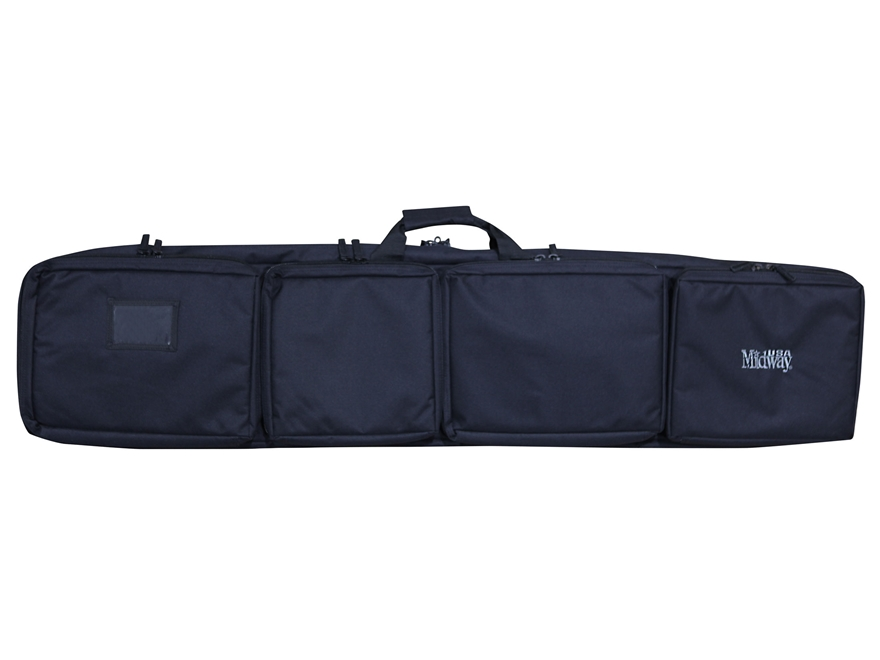 MidwayUSA Heavy Duty 3-Gun Case 52""