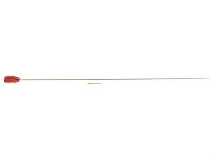 Dewey 1-Piece Cleaning Rod Shotgun Brass 12 x 28 Male Thread with 5/16 x 27 Adapter