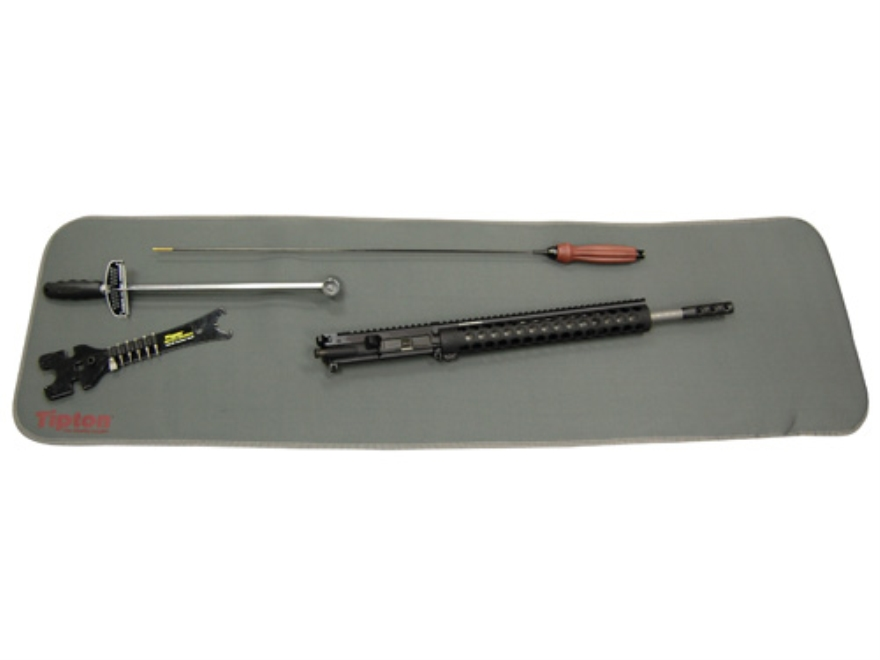 Tipton Gun Cleaning and Maintenance Mat Gray
