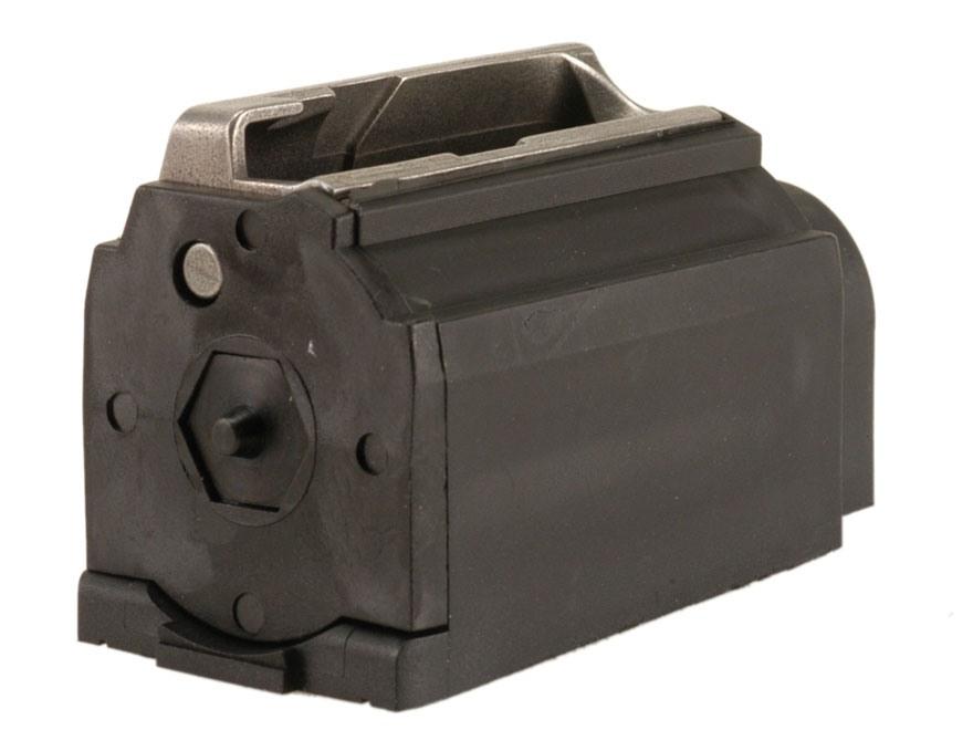 Ruger Magazine Ruger 96/44 44 Remington Magnum 4-Round Polymer Black