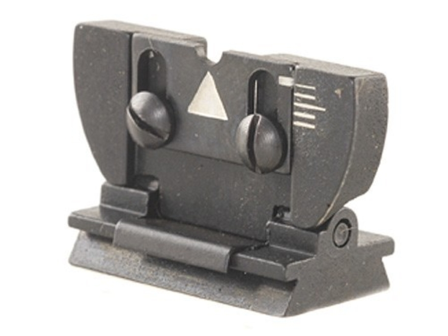Lyman Muzzleloader Rear Sight #16AML for .360 Dovetail Steel Blue