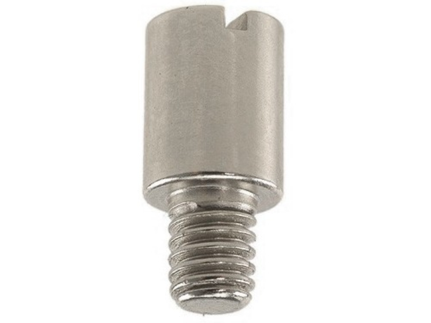 Peacemaker Specialists Ejector Tube Screw Colt 2nd, 3rd Generation Nickel Plated Pack of 2