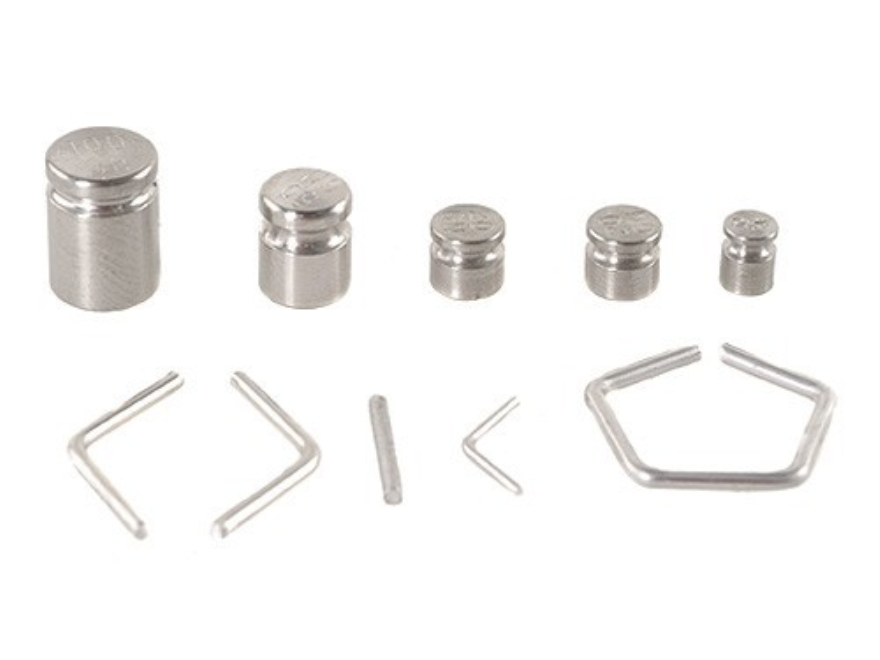 Lyman Scale Weight Check Set