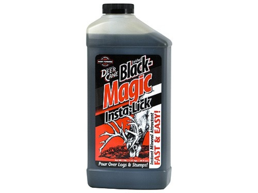 Evolved Habitats Black Magic InstaLick Deer Supplement 40 oz