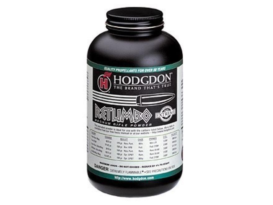 Hodgdon Retumbo Smokeless Powder