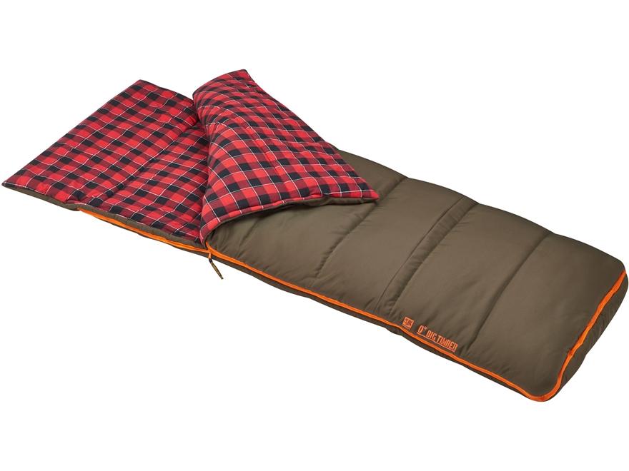 Slumberjack Big Timber Sleeping Bag Cotton