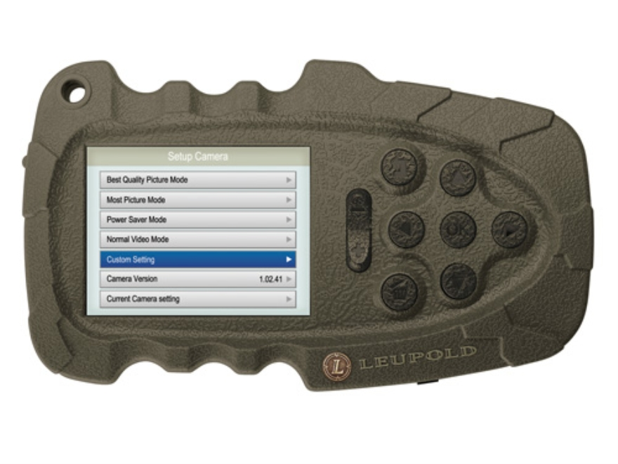 "Leupold RCX Camera Controller and Image Viewer 3"" Display Tan"