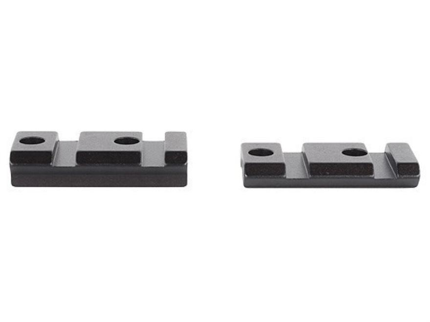 Leupold 2-Piece Mark 4 Picatinny-Style Scope Base (8-40 Adaptable) Winchester 70 Matte