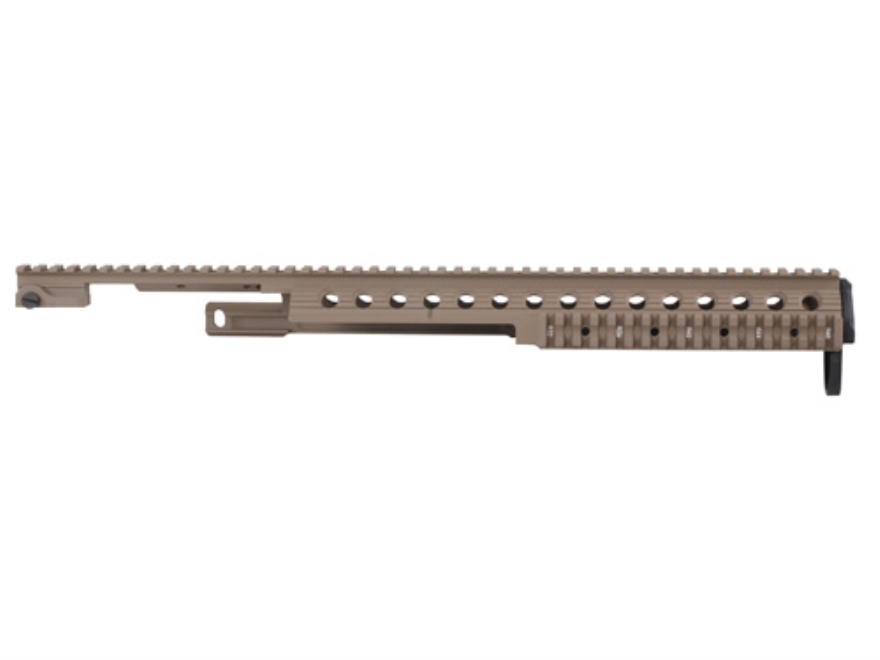 Troy Industries M14 Battle Rail Upper Handguard Rail System M1A, M14