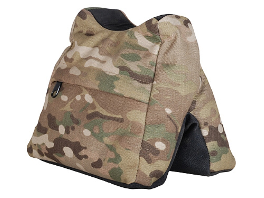 CrossTac Saddle Bag Front Shooting Rest Bag Nylon and ToughTek