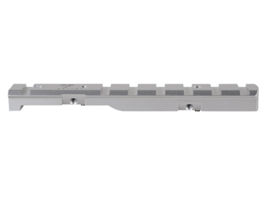 Weigand 1-Piece Weaver-Style Scope Base Ruger Super Redhawk (454 Casull and 480 Ruger) with Integral Mounting Notches