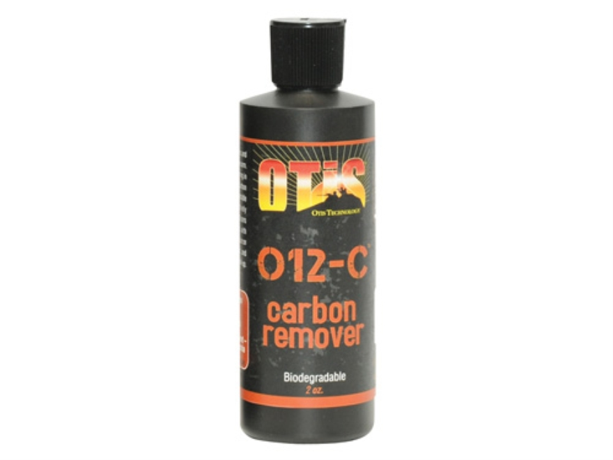 Otis O12-C Carbon Remover 2 oz Liquid