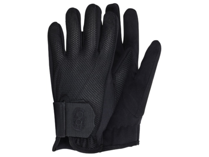Bob Allen Shotgunner Shooting Gloves Mesh Back Synthetic Suede
