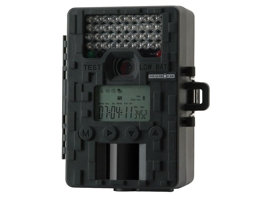 Stealth Cam Core 3 Infrared 3 Megapixel Game Camera Black