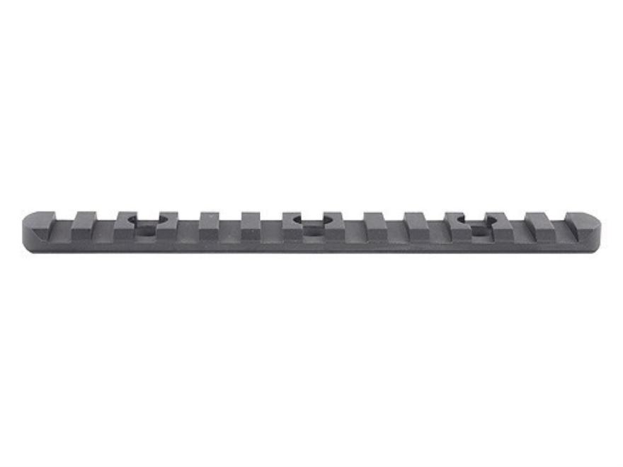 "PRI Picatinny Rail 5-1/2"" Length Fits PRI Gen III Free Float Handguard Aluminum Matte"