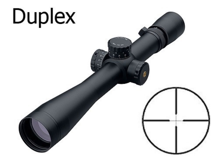 Leupold Mark 4 Long Range Tactical M3 Rifle Scope 30mm Tube 3.5-10x 40mm Side Focus Illuminated Mil-Dot Reticle Matte Factory Second