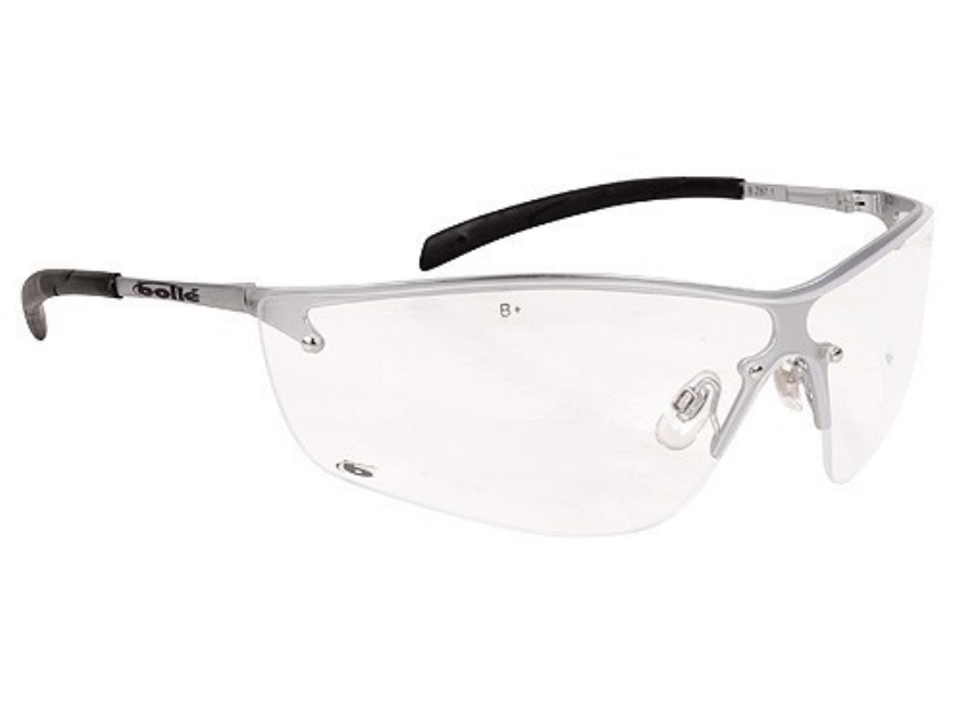 Bolle Silium Tactical Shooting Safety Glasses Clear Lens