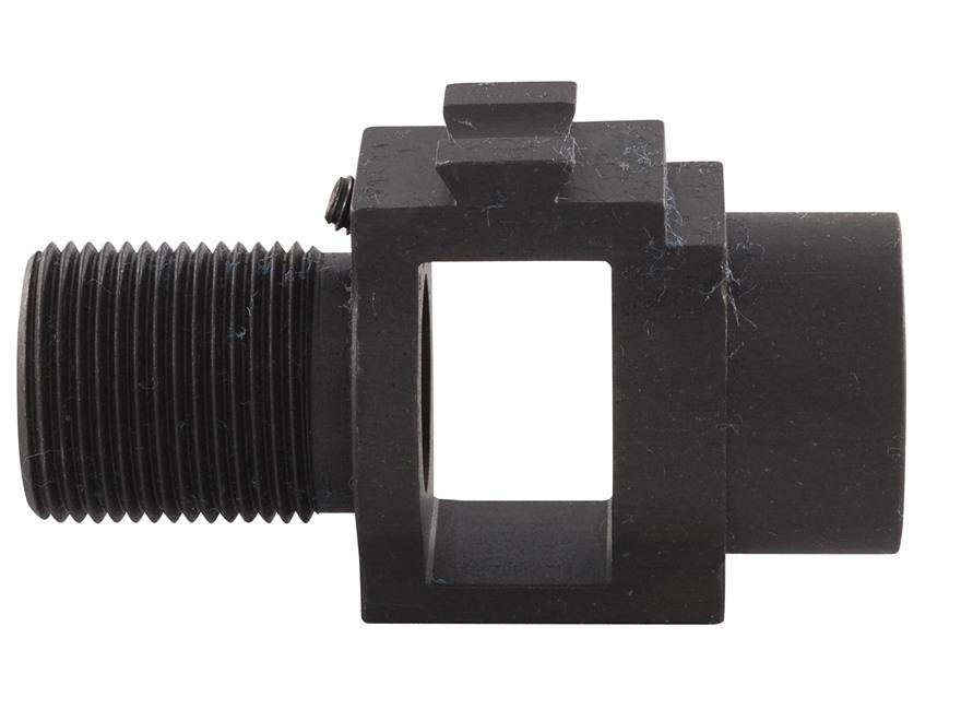 "Smith Enterprise M14 5/8""-24 Thread Adaptor M14, M1A Matte"