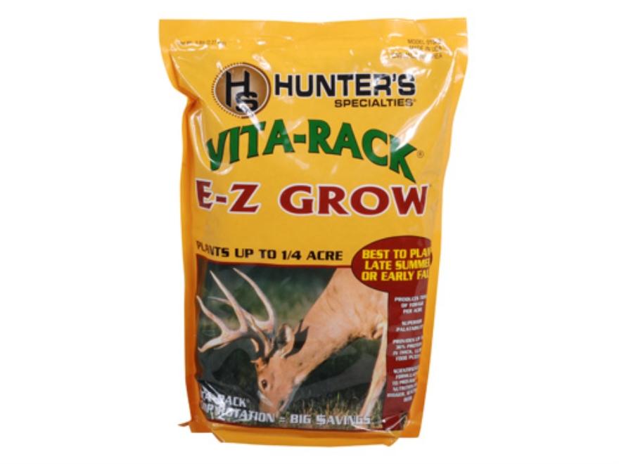Hunter's Specialties Vita-Rack E-Z Grow Annual Food Plot Seed 5 lb