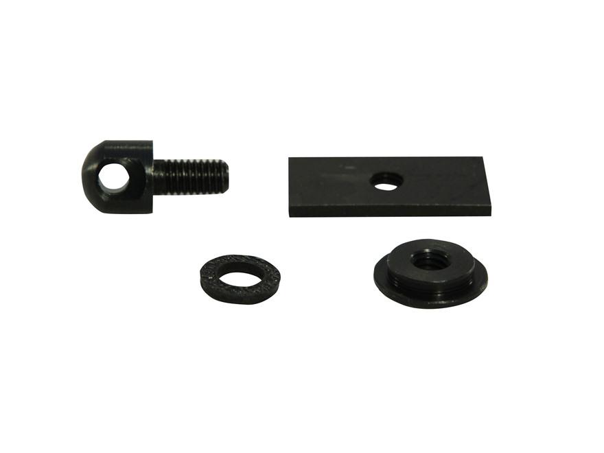 GrovTec Sling Swivel Stud Adapter AR Forearm Steel Black