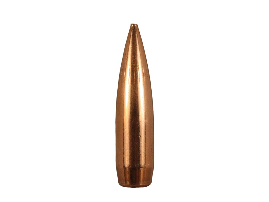 Berger Target Bullets 30 Caliber (308 Diameter) 175 Grain Hollow Point Boat Tail Box of...