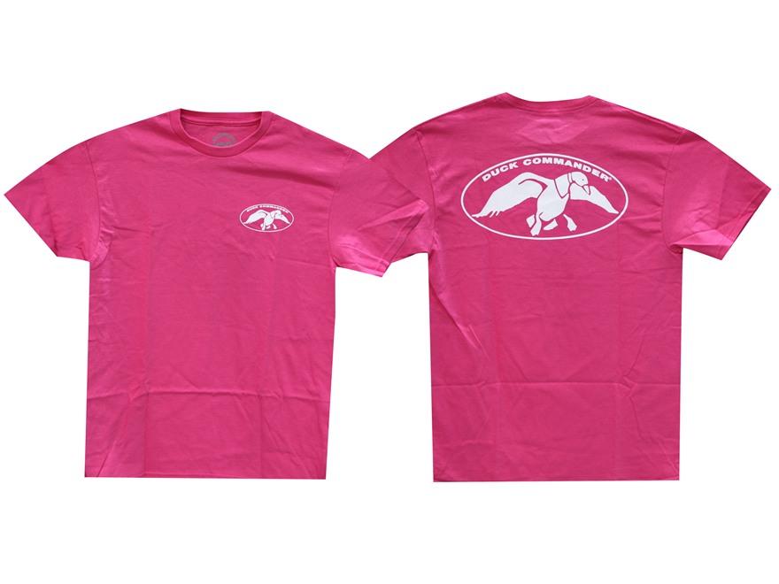 Duck Commander Women's Short Sleeve Logo T-Shirt