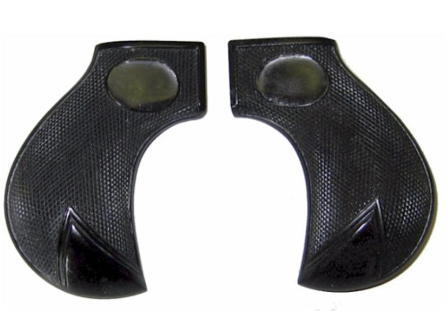Vintage Gun Grips Uberti Thunderer Polymer Black