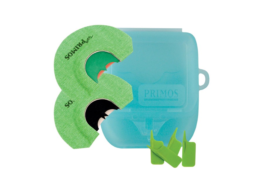 Primos Team Primos Signature Series 2 Pak Diaphragm Turkey Call Combo