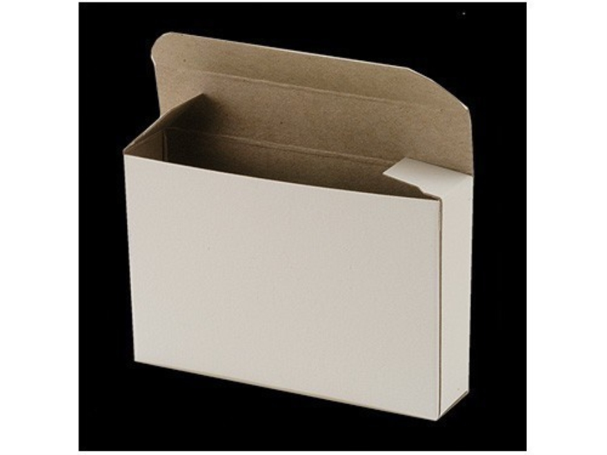 "BPI ""Factory Style"" Shotshell Box 10 Gauge 3-1/2"" 25-Round White Package of 10"