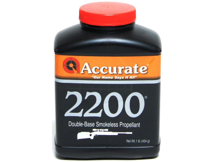 Accurate 2200 Smokeless Powder