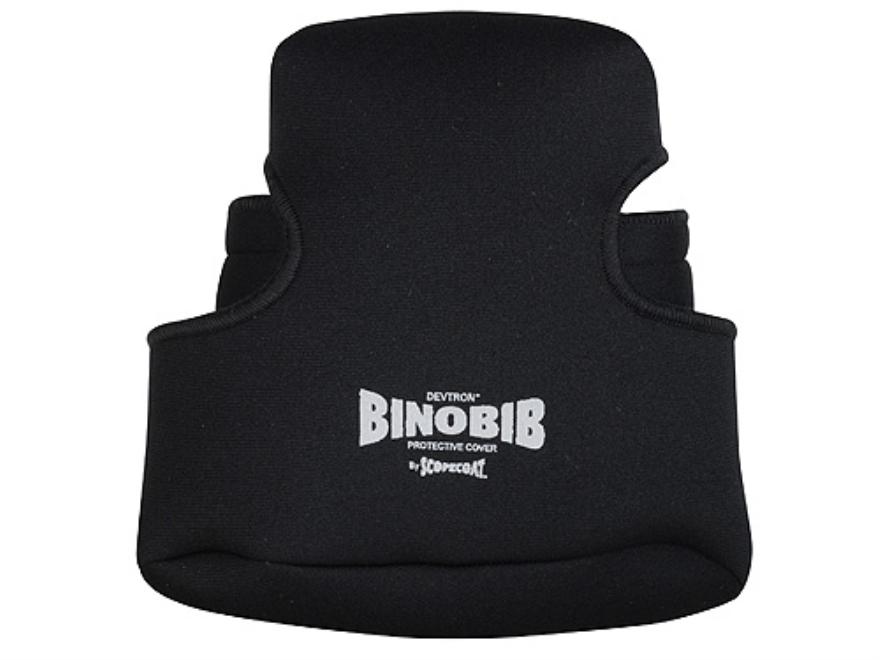 Scopecoat BinoBib Binocular Cover Nikon Action Porro Prism Black
