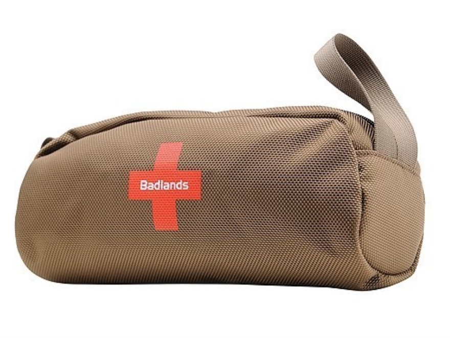 Badlands Medkit First Aid Pouch Polyester Brown