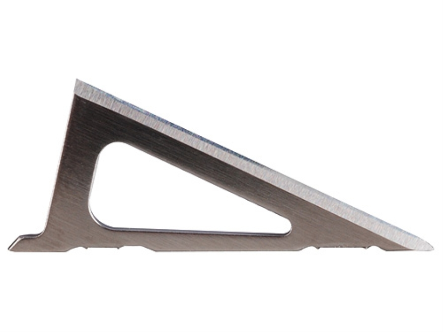 NAP Thunderhead Broadhead Replacement Blades Stainless Steel
