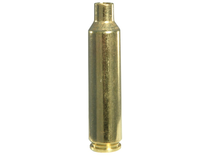 Nosler Custom Reloading Brass 6.5mm-284 Norma Box of 50