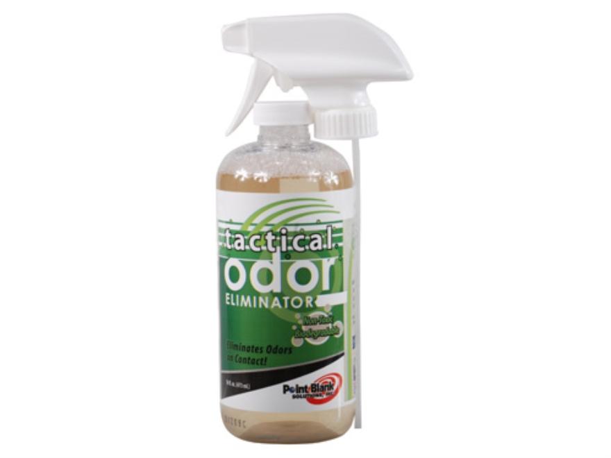Point Blank Tactical Odor Eliminator Spray Liquid 16 oz