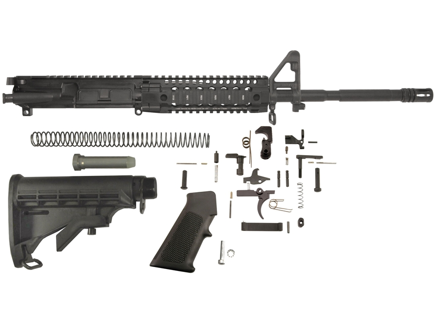 "AR-Stoner M4 Carbine Kit AR-15 5.56x45mm NATO 16"" Barrel Daniel Defense DDM4 Rail"