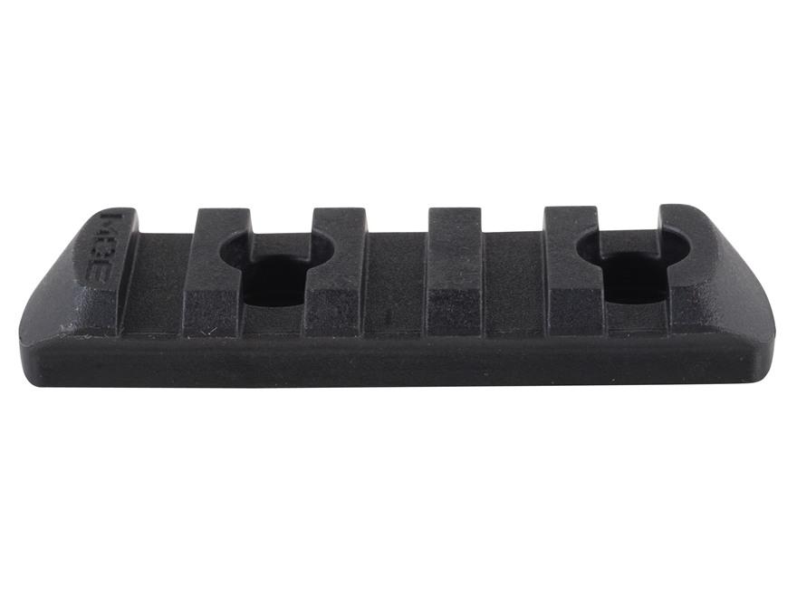 Magpul MOE Picatinny Rail Fits MOE Handguards Polymer Black