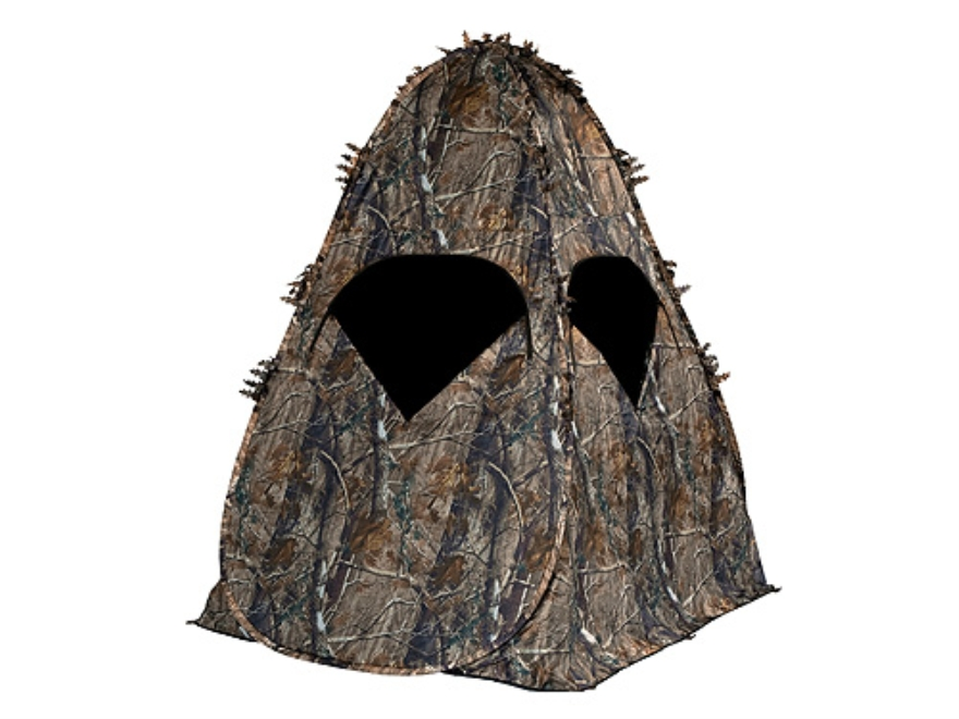 "Ameristep Outhouse Ground Blind 68"" x 68"" x 78"" Polyester Realtree AP Camo"