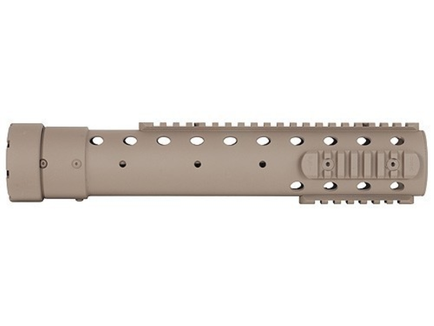 PRI Gen III Free Float Tube Handguard Quad Rail AR-15 Carbon Fiber