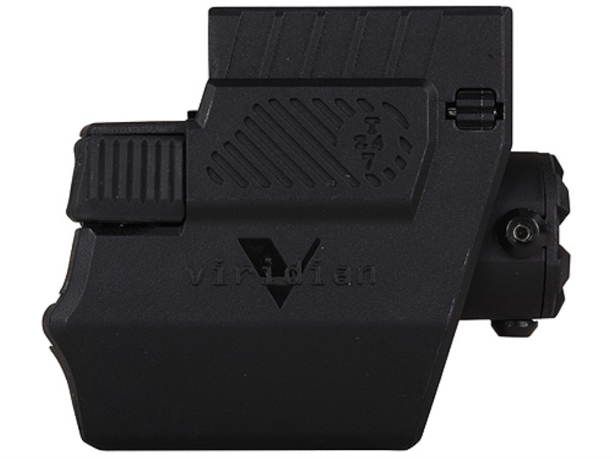 Viridian 5mW Green Laser Sight Taurus PT 24/7 (Not Millenium) Matte Includes Kydex Holster