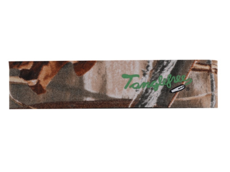 Tanglefree Ankle Wrap Neoprene Realtree Max-4 Camo Pair